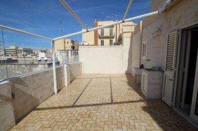 Casa vacanza con spazio esterno Gallipoli centro