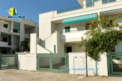 Grazioso Appartamento le palme con balcone attrezzato