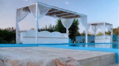 Villa con piscina Traversa