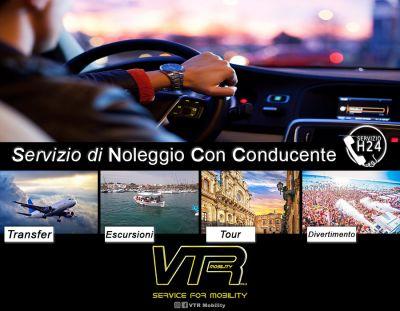 VTR Mobility - Servizio di Noleggio Con Conducente